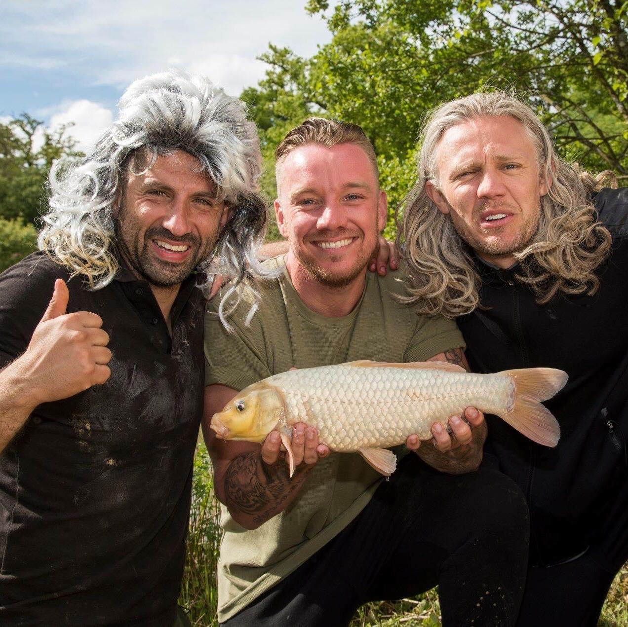 Farnborough fishing