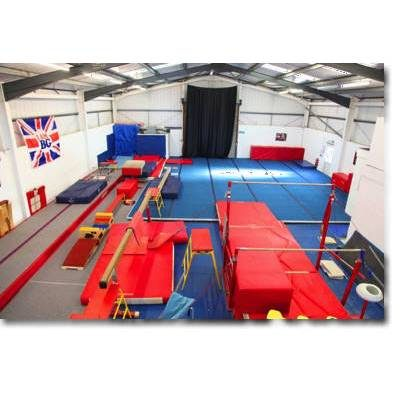 gymnastics apprenticeship