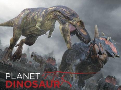 Planet Dinosaur - score composed by Ilan Eshkeri. Northdog Music Publishing