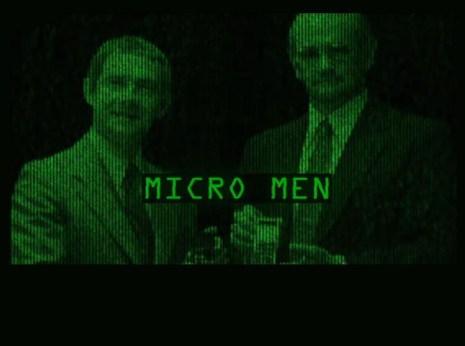 Micro Men - score composed by Ilan Eshkeri. Northdog Music Publishing