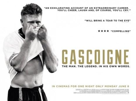 Gascoigne - Original music by Chad Hobson, Northdog Music Publishing Ltd.