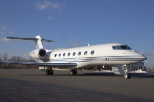 Northeastern Aviation Gulfstream 650 Heavy Jet