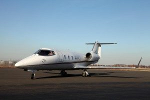 Northeastern Aviation Midsize Lear Jet