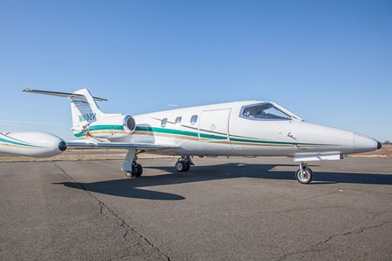 Lear Jet 24F LIGHT JET