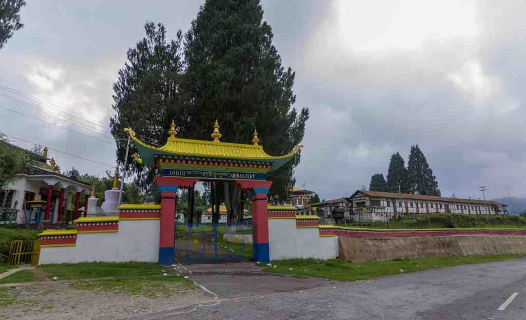 Gyuto Monastery Arunachal Pradesh