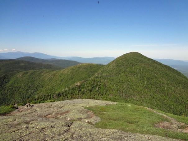 Goose Eye Main Summit