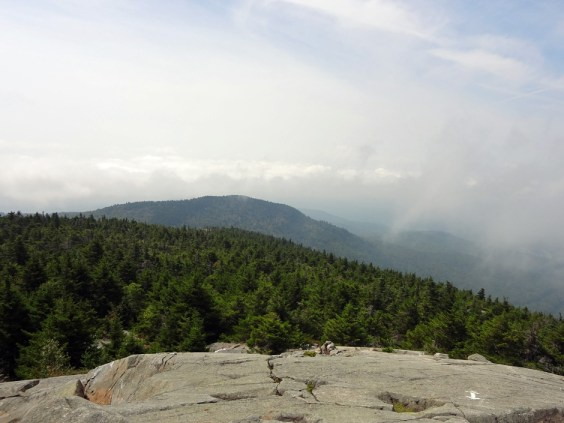 Mt. Kearsarge Summit View