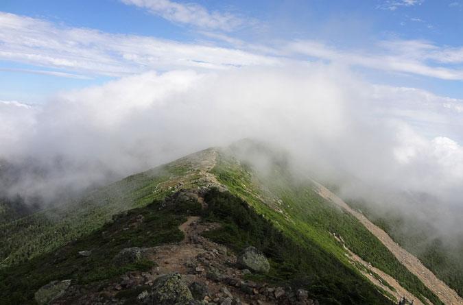 Mt Lafayette