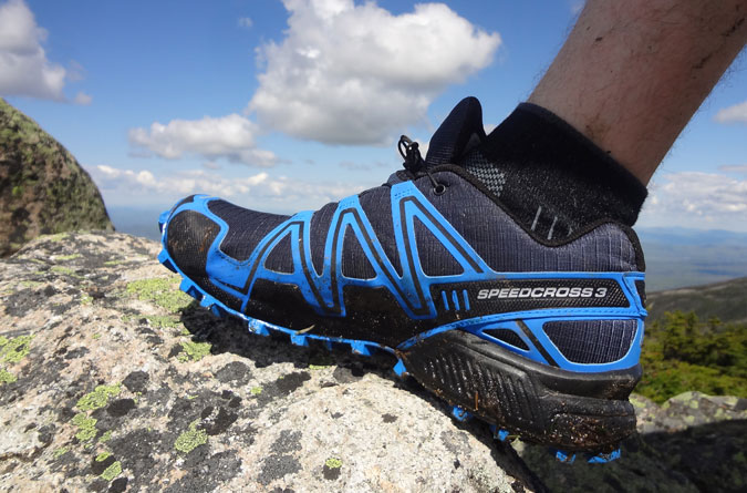 c0f7493f4feb Salomon SpeedCross 3 Trail Running Shoe Review – Trail   Tough Mudder  Approved!