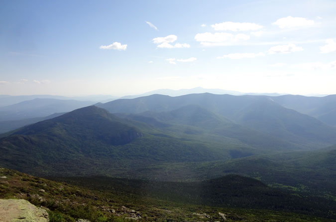Mt. Lafayette View of the Pemigewasset Wilderness