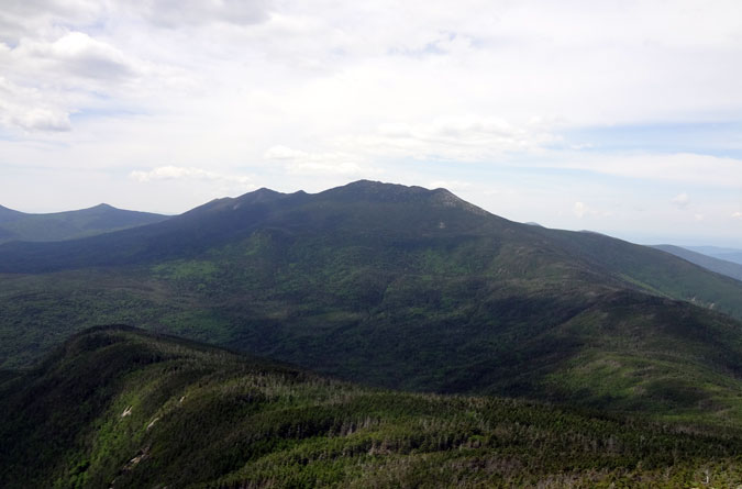 Mt. Garfield View of Mt. Lafayette