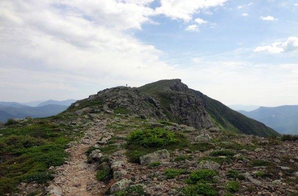 Bondcliff Mountain Summit Approach