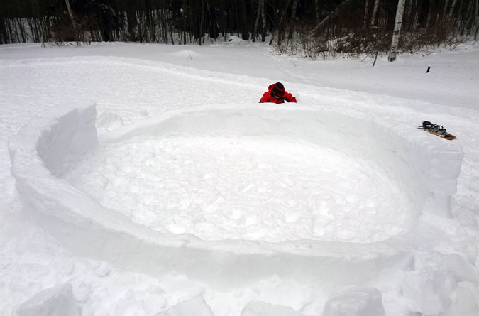 Igloo Base