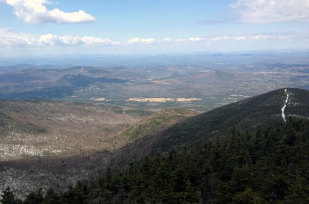 Cannon Mountain Summit View