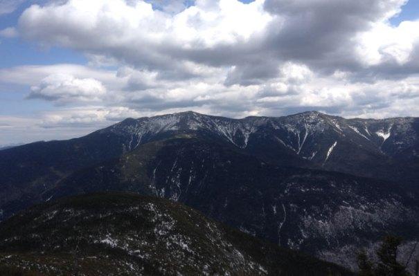 Cannon View Franconia Ridge