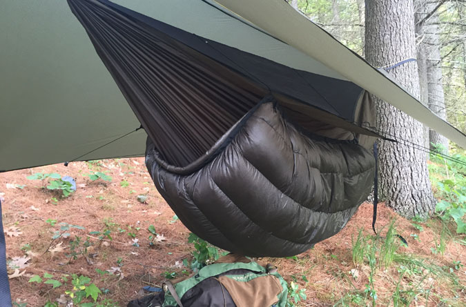 to hang or not to hang hammock backpacking questions