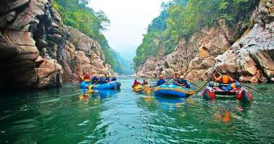 Arunachal - Kameng river festival from Jan 21