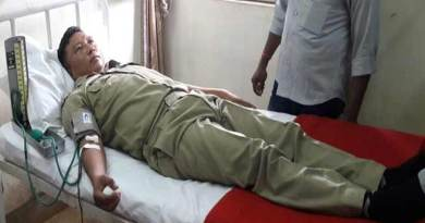 Meghalaya: BSF Organises Blood Donation Camp in Tura