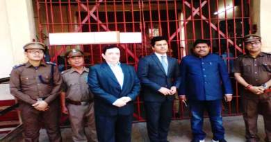 Bangladesh assistant high commissioner visits kokrajhar jail