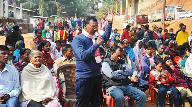 "Guwahati Municipal Corporation organised ""Ward Talks"""