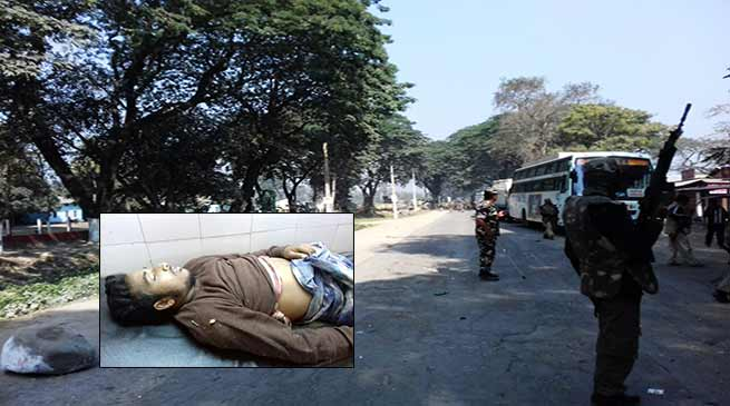 Assam: Death in custody triggers violence in Dhula, Curfew imposed