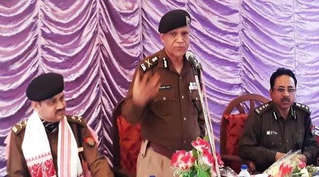 Guwahati: kuladhar Saikia emphasised police-public relation