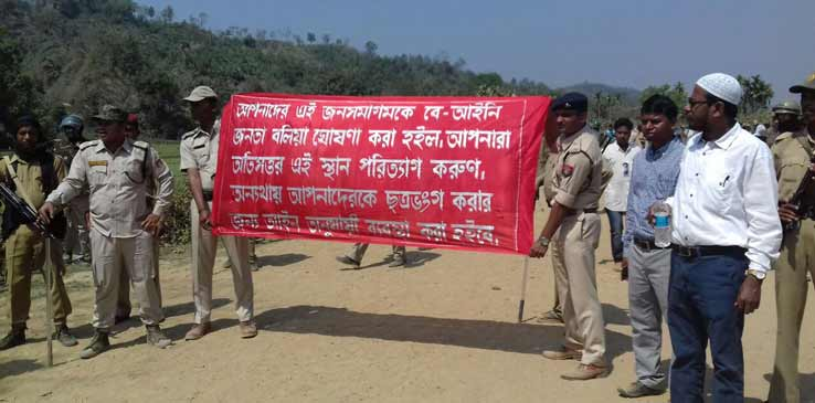 MZP activists will not create further L&O Problem along Assam-Mizoram border- Kolasib DC