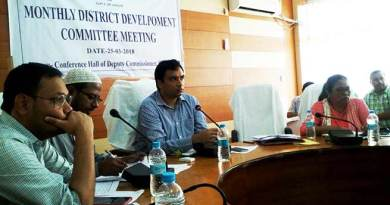 Assam : Work quality and Progress will be monitored- DC Adil Khan