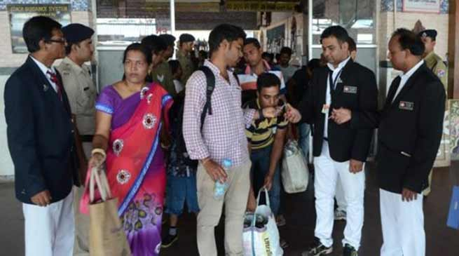 Assam :  Rs. 41.82 Crs realised as penalty from ticketless passengers by NF Railway