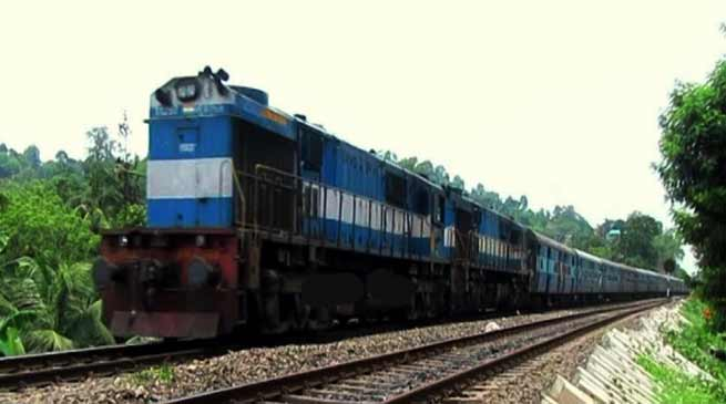 Assam: NF Railway decides to upgrade New Tinsukia – Bangalore City Express