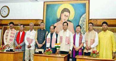 Assam Cabinet expansion:  Moran, Tiwa unhappy, MLA resigned