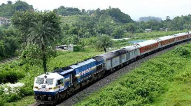 Assam: Weekly AC Special train between Kamakhya and Sealdah