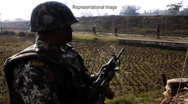Tripura: BSF Jawan Shoots 3 of His Colleagues, Kills Himself