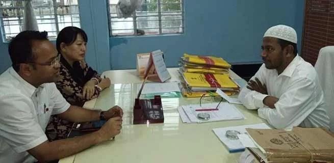 Assam: State Observer takes stock of MR campaign preparedness in Hailakandi