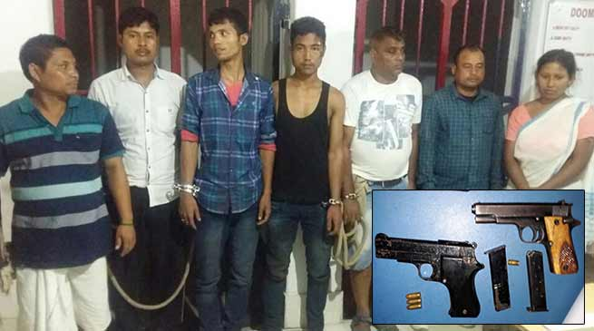 Assam : 7 arrested in Rupai firing incident