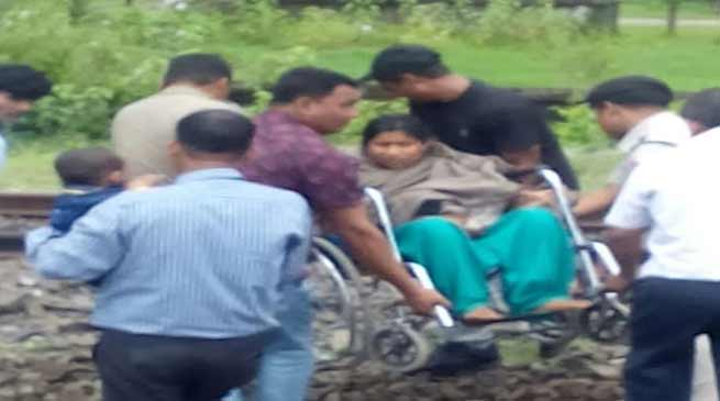 Assam: Woman Gives Birth to a baby girl In Running Train