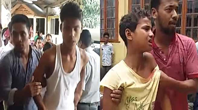 Assam: 40 student injured in a road accident, 20 admitted in GMCH