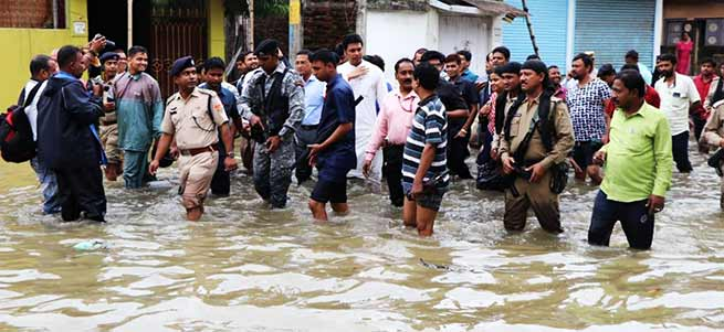 Tripura : Thousand homeless due to flash flood