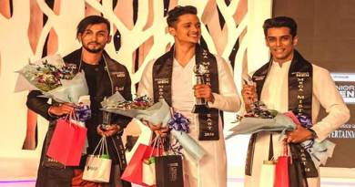 Assam: Pawan Chhetri from Jorhat becomes 9th Garnier Men Mega Mister North East
