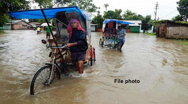 Assam: DDMA, Hailakandi approves flood damage estimate proposals