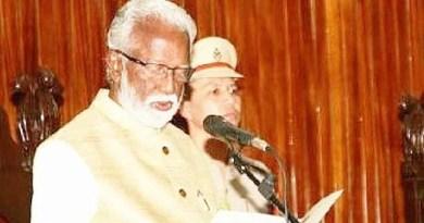 Mizoram: PRISM asks Guv Kummanam Rajasekharan to leave State