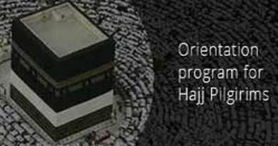 Assam: Orientation training programmes for Haj pilgrims in Hailakandi