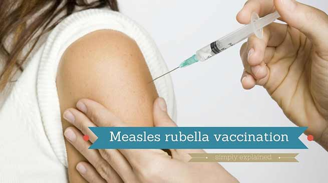 Assam: Work with mission mode for success of MR vaccination campaign