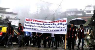 Nagaland: illegal immigrants change state demography in future- NSF