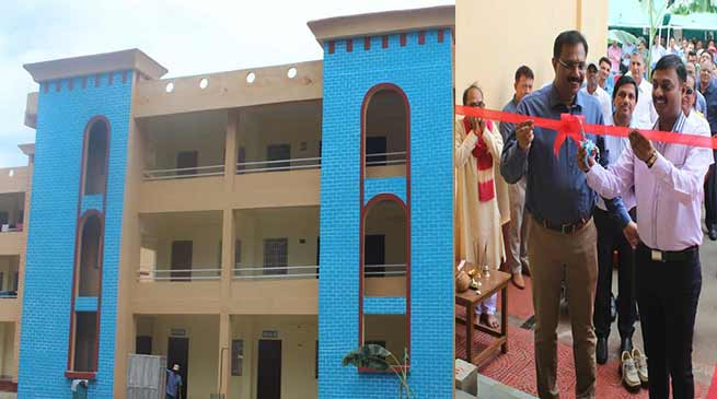 Assam:  CE Project Vartak inaugurates NCO Mess