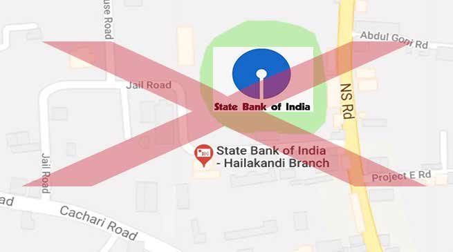 Assam: Hailakandi DA withdraws all transactions with SBI