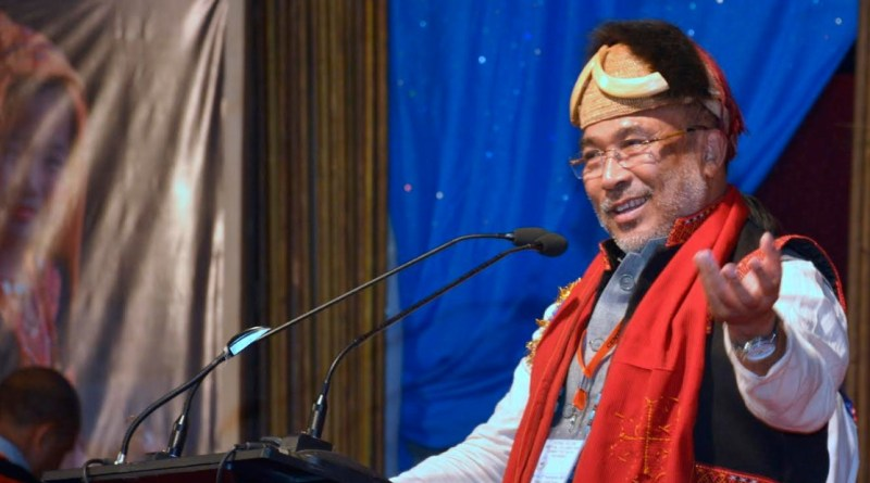 Manipur and Arunachal have a rich culture and heritage - N Biren singh