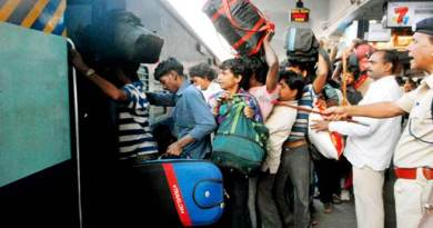 Assam: NF Railway detects 59463 ticketless passengers in a month