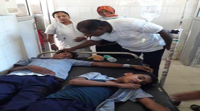 Assam: 25 students taken ill after MR vaccination, district administration orders probe