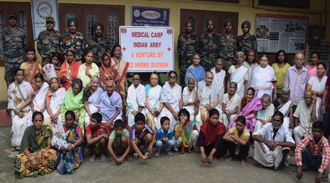 Assam: Army conducts Social Service